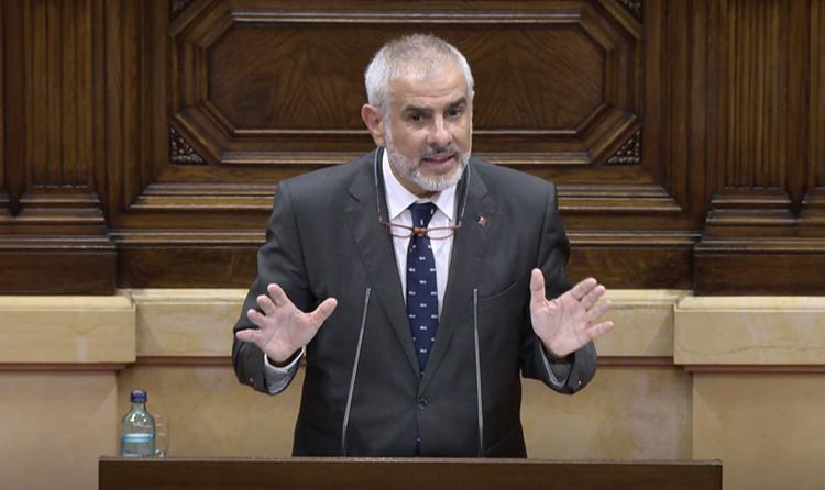 Els expresidents de la Generalitat no tenen sou vitalici, com ha dit Carrizosa