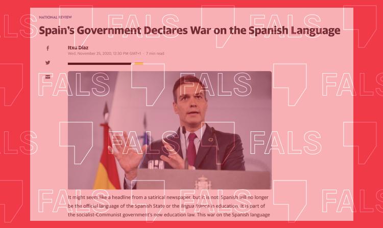 El castellà no deixarà de ser la llengua oficial de l'Estat espanyol amb la llei Celaá
