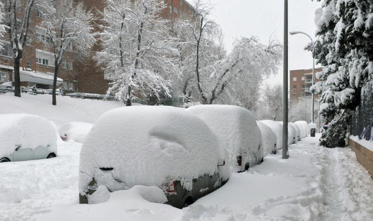 Fenòmens com el temporal Filomena no posen en dubte el canvi climàtic