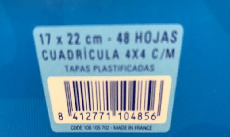 Fals: no existeix un codi de barres específic per a productes catalans
