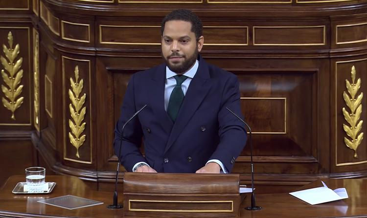El discurso de Ignacio Garriga en la moción de censura, verificado