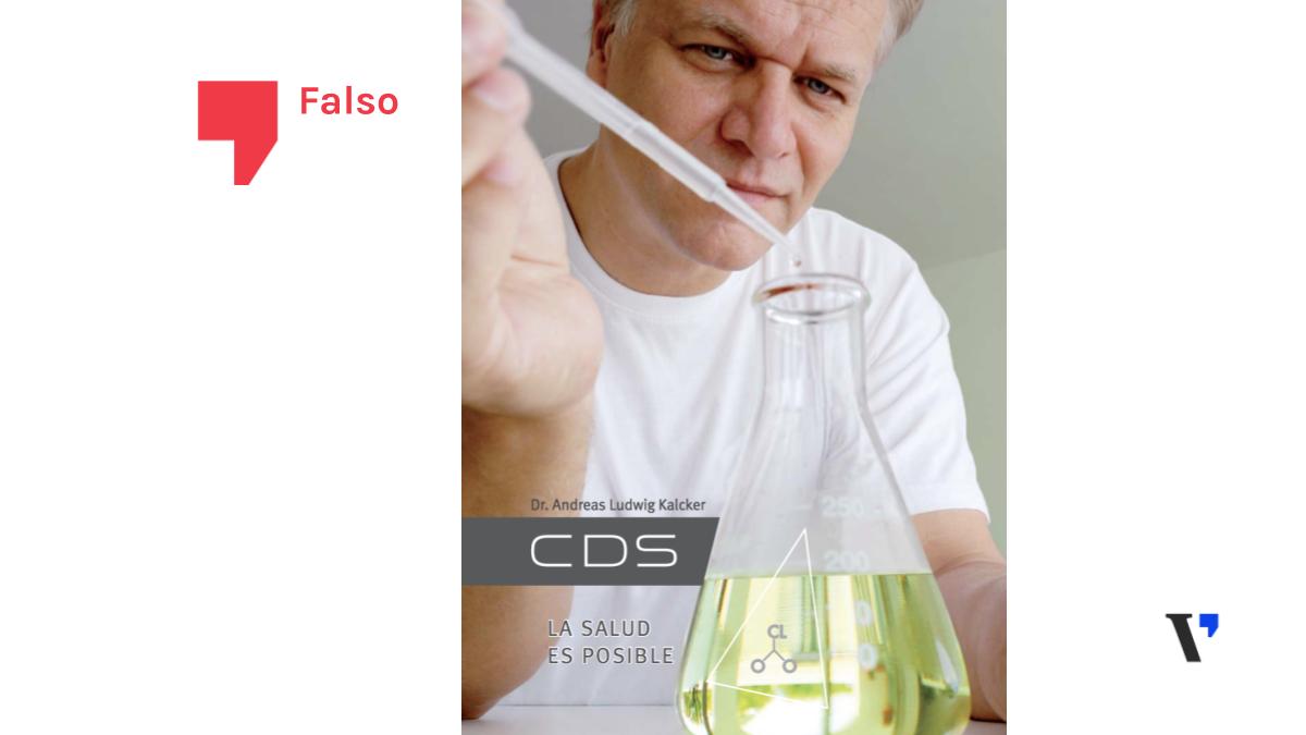 No, el dióxido de cloro y el MMS no curan el coronavirus