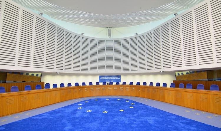 Imatge del Tribunal Europeu de Drets Humans - per Adrian Grycuk (CC)