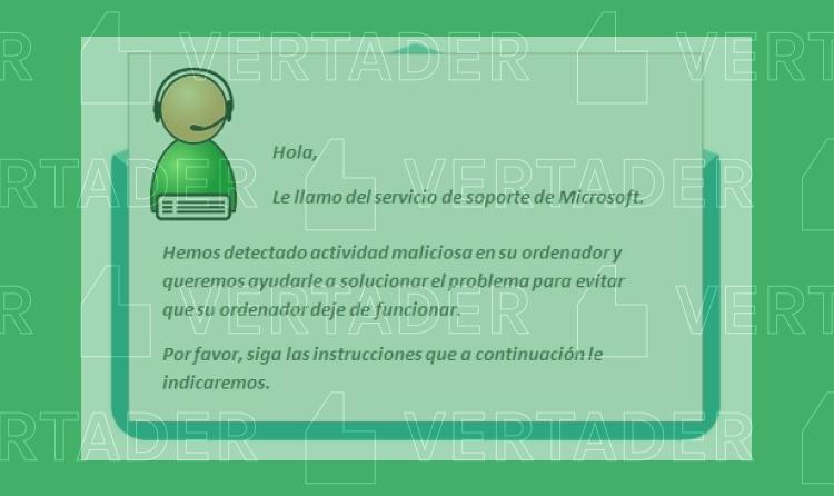 El fals suport tècnic de Microsoft, una estafa freqüent