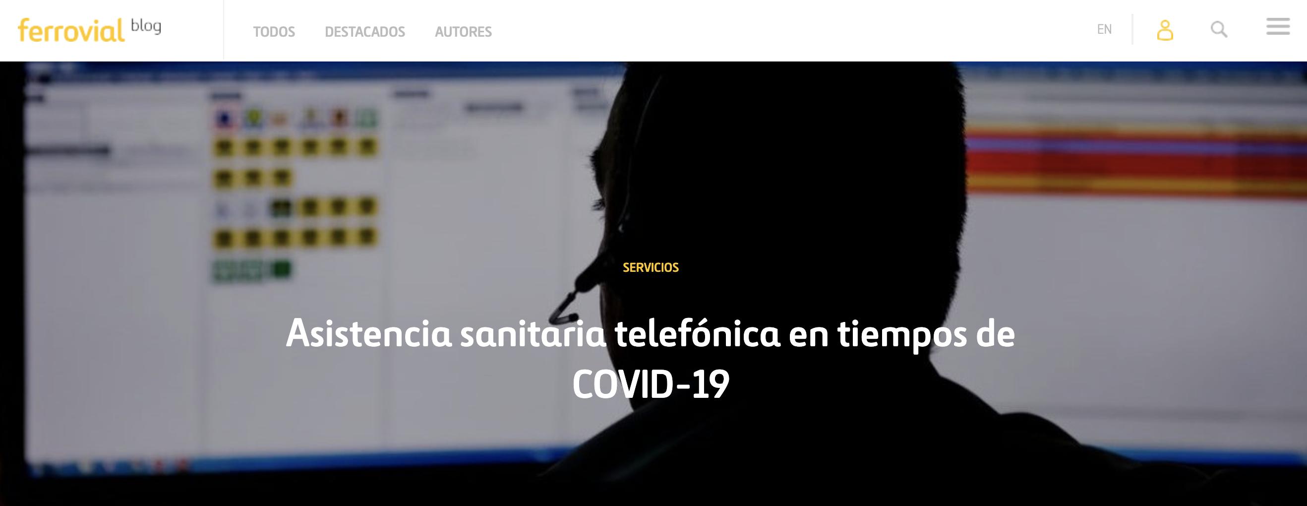 Els altres contractes de Ferrovial: 33,3 milions en serveis telefònics, obres, manteniment i neteja