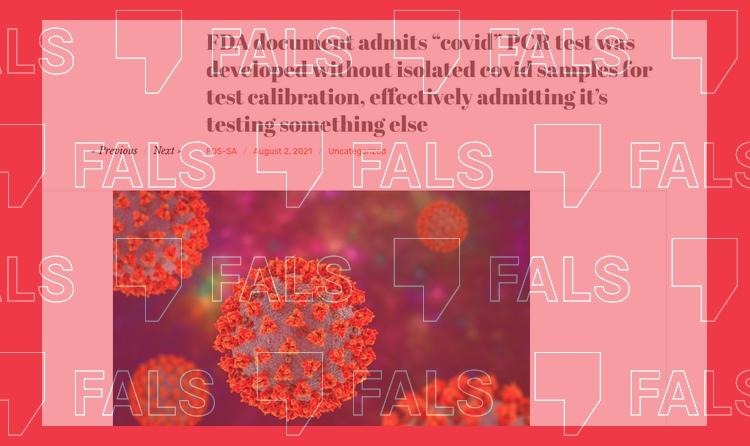 Les PCR de la covid-19 no indiquen que tinguis la grip